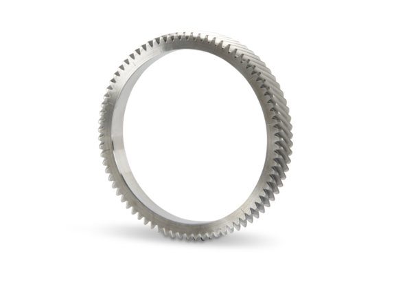 Annular gears, gear rims